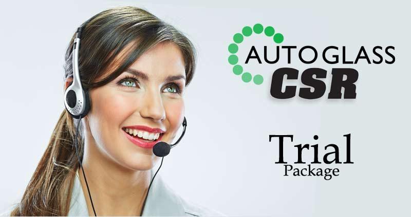 Auto Glass CSR Trial